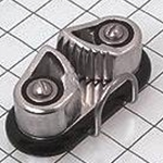 "Schaefer Cam Cleat, Wire Fairlead, 7/16""(11mm) Line 70-28"