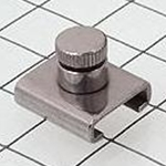 "Schaefer Adjustable Stop, 5/8""(16mm) Sail Track 74-45"