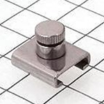 "Schaefer Adjustable Stop, 1""x1/8""(25x3mm) T-Track 74-48"