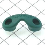 Schaefer Plastic Cam Fairlead (Green) works with 70-17 77-17-GRN