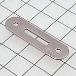Schaefer Chainplate Cover, Flat, For 84-76, 84-86 84-06
