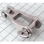 "Schaefer Halyard Shackle, Inv Cast, 3/16""(5mm) Wire 93-80"