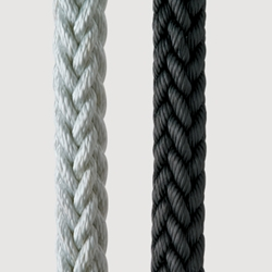 New England Ropes 1 X 600 MEGA BRAID BLACK