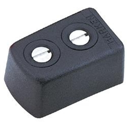 Harken small boat heavy duty low beam end stop 263