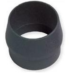 "Forespar 3-1/2"" pole to 3"" end reducer, composite"