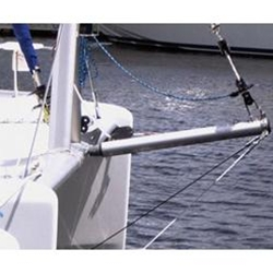 "Forespar 3-1/2"" CATAMARAN BOW POLE KIT"