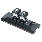 Harken 5000 Series CB Traveler Car w/2 Plain Toggles  3167