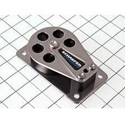 Schaefer Stainless Cheek Block with Aluminum Sheave 1750 lbs 505-10
