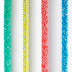 New England Ropes 8mm Endura Braid Solid Red