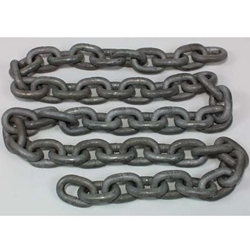 "5/16"" BBB Hot-Galvanized Chain, Per Foot"